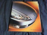 2020 Toyota Supra USA Market Large Color Brochure Catalog Prospekt
