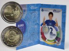 2 euro SAINT MARIN 2012 coffret 10 ans anniversaire UEM