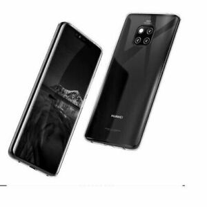 Ultra Thin Gel Slim Crystal Clear Case Cover Huawei Mate 20 Pro P30 P20 10 9 Lit