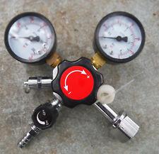 HLTEK Dual Gauge Co2 Regulator for Kegerator / Draft Beer / Dispensing NEW?