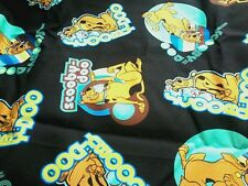 Scooby-doo toddler pillowcase personlized
