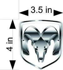 DODGE RAM car & truck vehicle decals/stickers