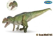 Papo CERATOSAURUS solid plastic toy prehistoric animal dinosaur predator  NEW 💥