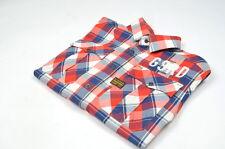 G-Star Túnel Phelps hombre multicolor camisa talla L, AUTÉNTICO