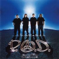 P.O.D Satellite CD 2001 European Edition