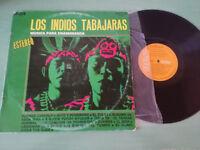"""Los indios Tabajaras Musica para Verliebte Rca 1972 - LP vinyl 12 """" G VG"""