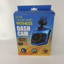Pilot Dash Cam your on-board witness 1080p Full HD Resolution (WM-2008-8GBSDM)