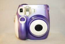 Polaroid 300, lomography,uses fuji instax mini, fantastic plastic (b17) purple