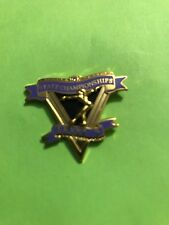 State Championships Level 9 Gymnastics Lapel Pin - New by Margarita