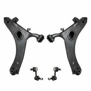 Suspension Kit Control Arms Ball Joints & Sway Bar End Links for Subaru New