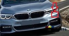 BMW NEW GENUINE 5 G30 M SPORT HEADLIGHT WASHER COVER CAP HEAD LEFT N/S 8069077