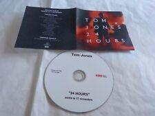 TOM JONES - 24 hours - CD 13 titres !!! PROMO !!!