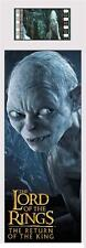 LORD OF THE RINGS Return of the King GOLLUM Laminated MOVIE FILM CELL BOOKMARK