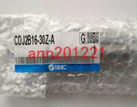 1PC New SMC Single rod double acting cylinder CDJ2B16-30Z-A