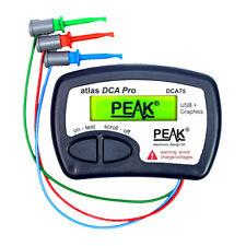 Peak Dca75 Dca Pro Advanced Semiconductor Component Analyser Jpst007 Vat Invoice