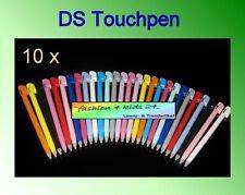 10 X Stift Stylus TOUCH PEN f. NINTENTO  DS Lite DSi  DS  viele Farben!