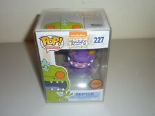 funko pop rugrats reptar 227 chase inc protector