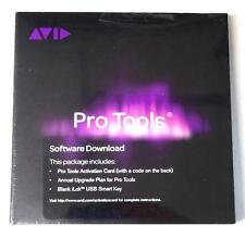 Avid Pro Tools 12 12.8 Perpetual Boxed w/ ilok & 1 Year Upgrade & Support Plan