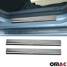 Für Mercedes Viano W639 2003-2014 Edition Einstiegsleisten 2 tlg Edelstahl Chrom
