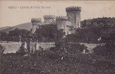 # TIVOLI: CASTELLO DI PORTA ADRIANA