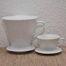 2 Melitta Kaffeefilter Filter 100 + 103