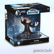 Skylanders Imaginators - KAOS VILLAIN SENSEI FIGURE *New and sealed*