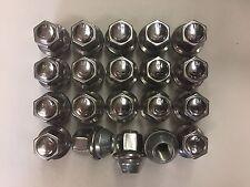 Set of 20: Dodge Chrysler OEM Stainless Steel Lug Nuts 6507826AA FREE PRIORITY