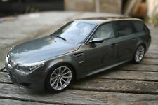 Exceptionnelle BMW E61 M5 Touring Otto Ottomobile 1/18e