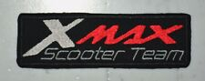X-MAX scooter Team Ironon PATCH Aufnäher Parche xmax brodé patche toppa yamaha