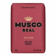Musgo Real Spiced Citrus Men's Body Soap 160 g (MR199EXP003)