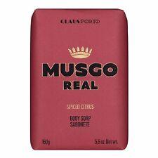 Musgo Real Spiced Citrus Men's Body Soap 160 g (MR199EXP003)