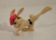 "2011 Pink Beret Patch 2"" Easter Bunny PVC Hop Movie Action Figure Universal"