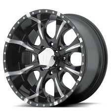 16 Inch Wheels Rims Black Chevy Silverado 2500 3500 HD GMC Sierra Truck 8 Lug