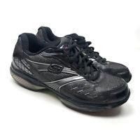 Skechers 13001 Women's Black Shape Up Toners Lace Up Athletic Size 8