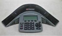 POLYCOM Silver SoundStation IP 5000 HD Audio VOIP Office Conference Phone