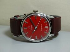 Superb Vintage Enicar WINDING Swiss Made MENS WRIST WATCH Old Used ANTIQUE E602