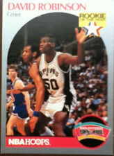 1989-90Nba Hoops #270-David Robinson San Antonio Spurs Rookie* Modern (1970-Now)