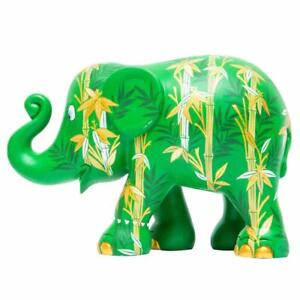 ELEPHANT PARADE ORNAMENT COLLECTABLE 10cm  BAMBOO FOREST