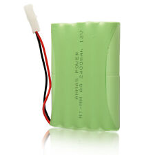 700/1400mAh 4.8/6/7.2/8.4/12Volt AA RC Battery Pack Ni-CD Rechargeable Batteries