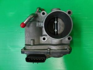 TOYOTA Sienta 2007 DBA-NCP81G Throttle Body 2203021030 [Used] [PA24488839]