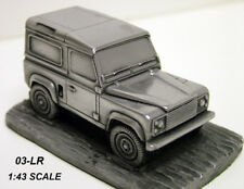 Land Rover Defender (AutoSculpt 1:43 / ASM 03LR)