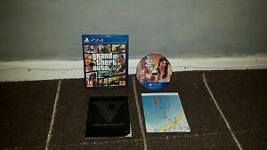 Ps4 Grand Theft Auto 5 Gta V