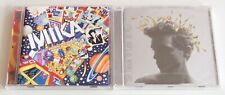2 CDs New Sealed The Origin of Love & VGC The Boy Who Knew Too Much By Mika CD