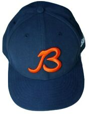 New Era 59Fifty B Chicago Bears GSM blue baseball cap hat fitted 7-1/4 57.7 cm