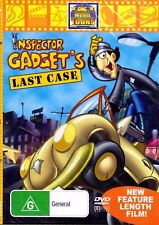 Inspector Gadget's Last Case-Claw's Revenge (2002) DVD NEW Feature Length Film