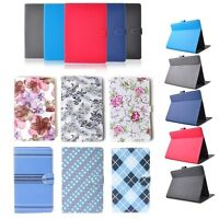 """PU Leather Case Cover for Hannspree Hannspad 10"""" 10.1 inch Tablet PC"""