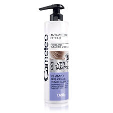Delia Cameleo Silver Shampoo for Blonde Bleached & Grey Hair 250ml Dl031