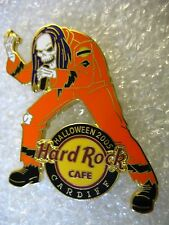 CARDIFF,Hard Rock Cafe Pin,Halloween Europe Series LE 2005