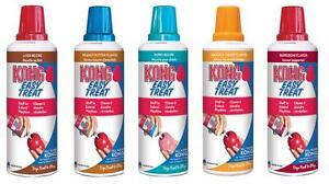 Kong Stuff'n Easy Treat 8oz Variety FreeShipping (Sold Individually)