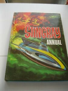 STINGRAY ANNUAL 1966/67 - Gerry Anderson